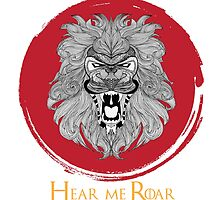 Game Of Thrones - House Lannister by base501