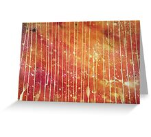 Abstract.30 Greeting Card