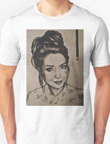 Zoella portrait Unisex T-Shirt