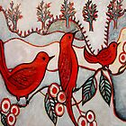 "Sophies Birds by Belinda ""BillyLee"" NYE (Printmaker)"
