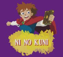 Ni no Kuni Pixel by Citroentaart