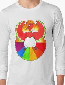 #250 Ho-oh - Pride Long Sleeve T-Shirt