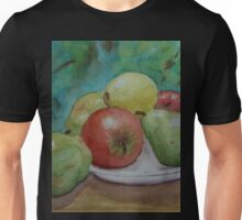 Fruit on a Plate WC150425 Unisex T-Shirt