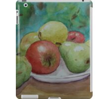 Fruit on a Plate WC150425 iPad Case/Skin