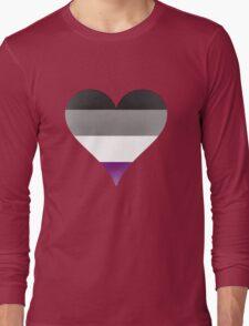 Asexual Love Long Sleeve T-Shirt