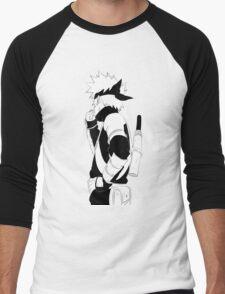 Kid Kakashi Men's Baseball ¾ T-Shirt