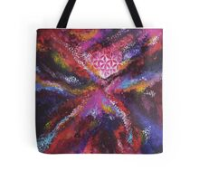 EXPEDITION - Abstract Acrylic Tote Bag