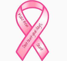 Breast Cancer Support Shirt Unisex T-Shirt