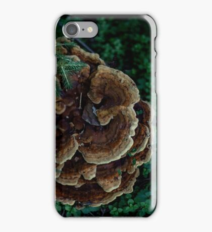 Large Mushroom iPhone Case/Skin