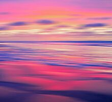 Pink Dawn by David Alexander Elder