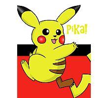 Pika! Photographic Print