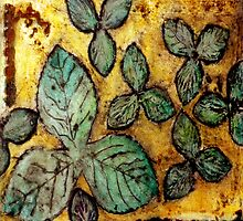 "Leafy Summer Days by Belinda ""BillyLee"" NYE (Printmaker)"