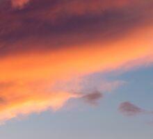 Summer Cloudscape by Shawna Rowe