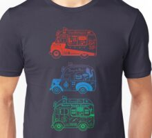 Cornetto Conjunction Junction Unisex T-Shirt