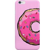 Simpsons Donut iPhone Case/Skin