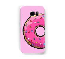 Simpsons Donut Samsung Galaxy Case/Skin