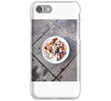 Bowl of Precious Stones on Paving iPhone Case/Skin