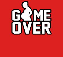 Game Over - Pregnant Unisex T-Shirt