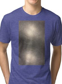 Spheres In Stainless Tri-blend T-Shirt