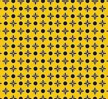 "Felix the Cat - Magical ""Bag of Tricks"" Pattern - (1950's version) by vertigocreative"