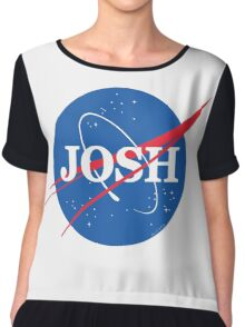 Josh Dun - Nasa Chiffon Top