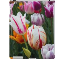 Field of Tulips - Spring Photgraphy iPad Case/Skin