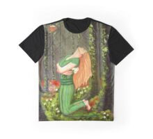 Ostara Prayer Graphic T-Shirt