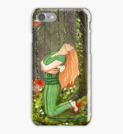 Ostara Prayer iPhone Case/Skin