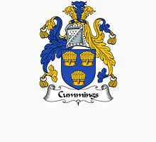Cummings Coat of Arms / Cummings Family Crest Unisex T-Shirt