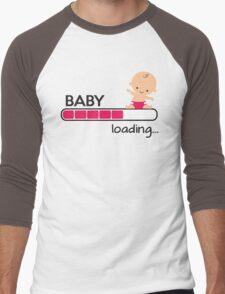 Baby loading... Men's Baseball ¾ T-Shirt