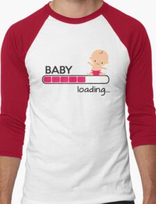 Baby loading... Men's Baseball ¾ T-Shirt