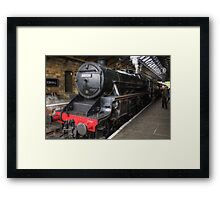 LMS 4-6-0 44806 Framed Print