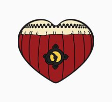 Taiko heart (without text) Unisex T-Shirt