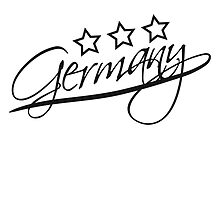 Germany Star Design by Style-O-Mat