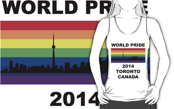 World Pride Toronto by cosimacrazy