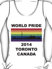 World Pride Toronto T-Shirt