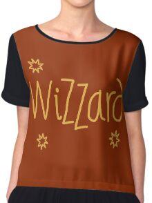 Wizzard Chiffon Top