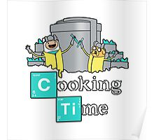 Cooking Time! Poster