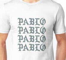 PABLO - Front Unisex T-Shirt