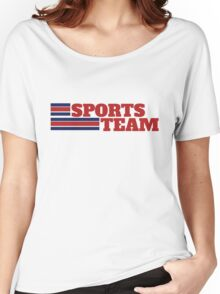 Sports team Women's Relaxed Fit T-Shirt