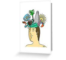 30a dreamer Greeting Card