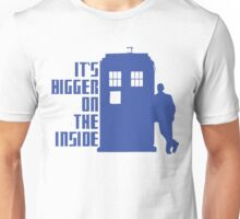 Bigger Inside Unisex T-Shirt