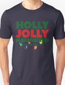 Holly Jolly Hammered  T-Shirt