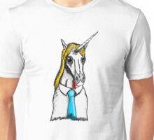 Business Derpicorn Unisex T-Shirt