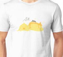 Animal friendship nap Unisex T-Shirt