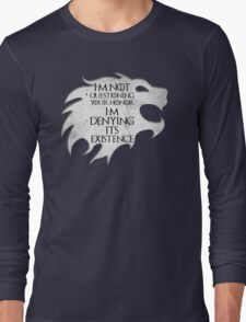 Game of Thrones - For Honor Long Sleeve T-Shirt