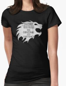 Game of Thrones - For Honor Womens Fitted T-Shirt