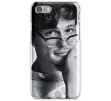 Matthew Gray Gubler with glasses iPhone Case/Skin