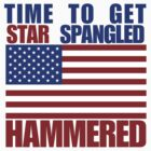 Star Spangled Hammered by Boogiemonst
