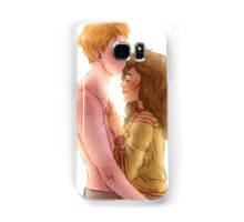 Ron and Hermione Samsung Galaxy Case/Skin